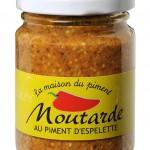 Moutarde d'Espelette