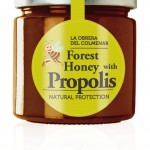 Orange Honey with Propolis