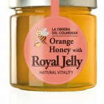 Orange Honey with Royal Jelly