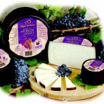 Goat Cheese with Red Wine